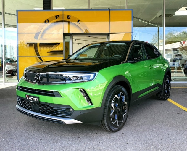 Opel Mokka e-Ultimate 900 km 44'490 CHF - kaufen auf carforyou.ch - 1