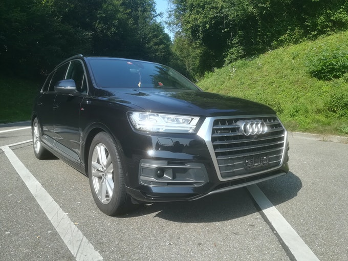 Audi Q7 5.0TDI quattro - Leasingübernahme möglich! 30'000 km 64'000 CHF - buy on carforyou.ch - 1