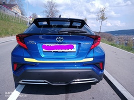 Toyota C-HR hybrid 3 Monate jung 10'000 km 38'999 CHF - acheter sur carforyou.ch - 2