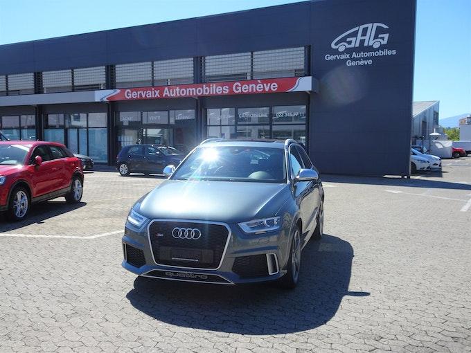 Audi RS Q3 2.5 TFSI quattro S-tronic 55'300 km 29'900 CHF - buy on carforyou.ch - 1