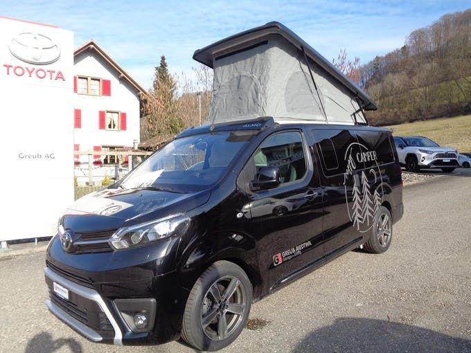 Toyota Proace FIRENZE Campervan 990 km CHF77'800 - kaufen auf carforyou.ch - 1