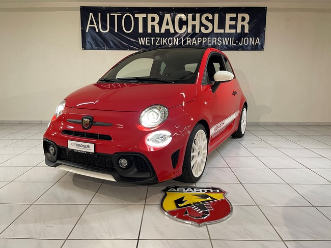 cabriolet Fiat 500 Abarth 595C 1.4 16V Turbo Abarth Esseesse