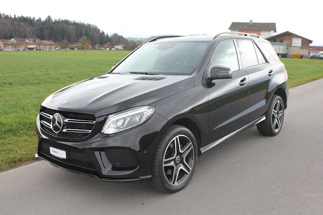 suv Mercedes-Benz GLE-Klasse GLE 250 d 4Matic 9G-Tronic**AMG-Line**
