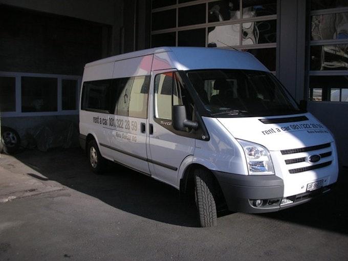 Ford Transit 2.4 TDCi Bus M2 350L Trend 14Pl. 125'000 km 22'500 CHF - kaufen auf carforyou.ch - 1