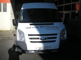 Ford Transit 2.4 TDCi Bus M2 350L Trend 14Pl. 125'000 km 22'500 CHF - kaufen auf carforyou.ch - 2