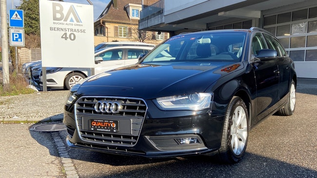 estate Audi A4 Avant 1.8 TFSI multitronic