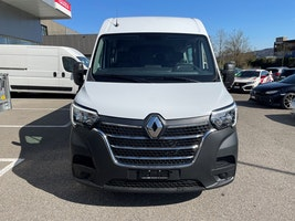 Renault Master T35 2.3 180PS L3H2 7PL 50 km CHF37'900 - buy on carforyou.ch - 2