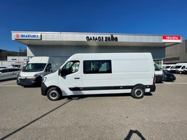 Renault Master T35 2.3 180PS L3H2 7PL 50 km CHF37'900 - buy on carforyou.ch - 3