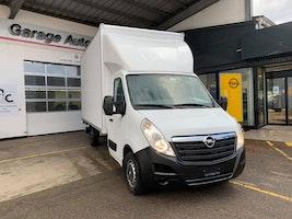 Opel Movano 2.3 CDTI 3.5t L3H1 36'000 km 33'500 CHF - kaufen auf carforyou.ch - 2