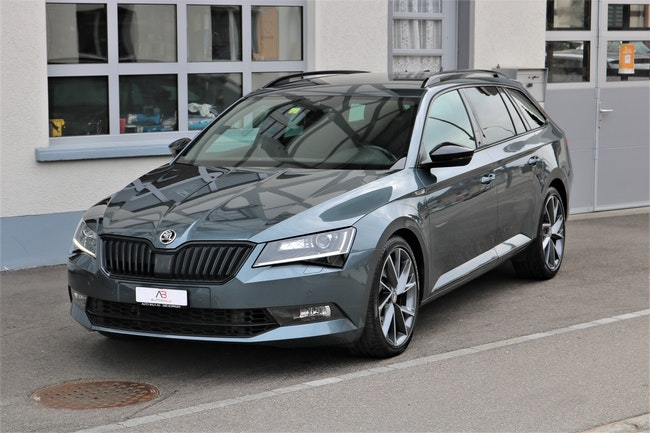 estate Skoda Superb Combi 2.0 TSI SportLine DSG 4x4