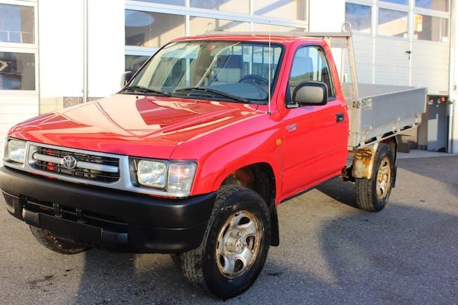 Toyota Hilux HI-LUX Hilux LN 165 - L 120'000 km CHF9'900 - buy on carforyou.ch - 1