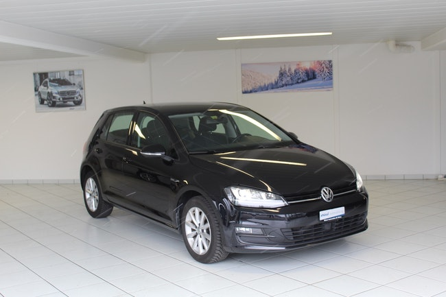 saloon VW Golf VII 1.4 TSI 125 Lounge DSG