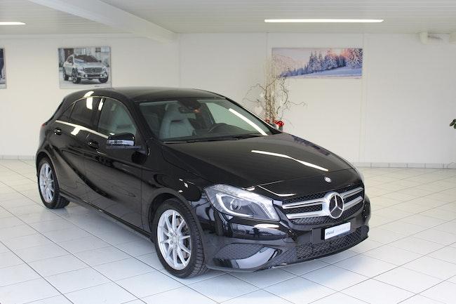 saloon Mercedes-Benz A-Klasse A 250 4m