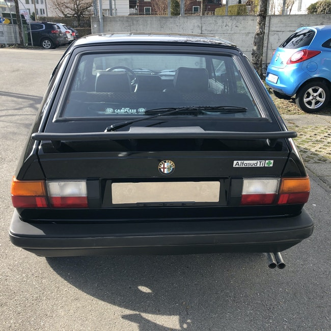 Alfa Romeo Alfasud Einzigartiger Alfasud TI QV 105 PS 90'000 km 25'900 CHF - buy on carforyou.ch - 1