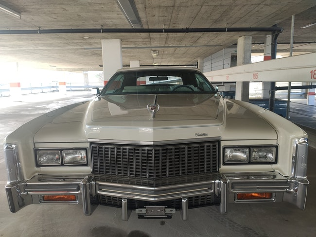 Cadillac Eldorado 115'500 km CHF24'900 - kaufen auf carforyou.ch - 1