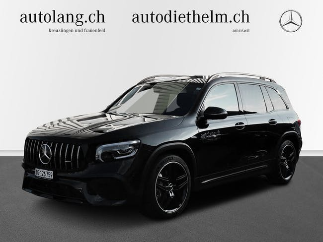 Mercedes-Benz GLB-Klasse GLB 35 AMG 4Matic 10'000 km CHF69'800 - acquistare su carforyou.ch - 1