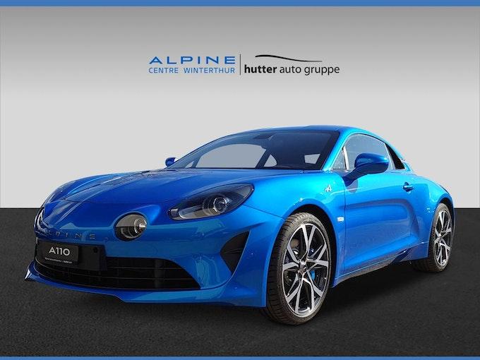 Alpine A110 1.8 Turbo Pure 50 km CHF72'892 - kaufen auf carforyou.ch - 1