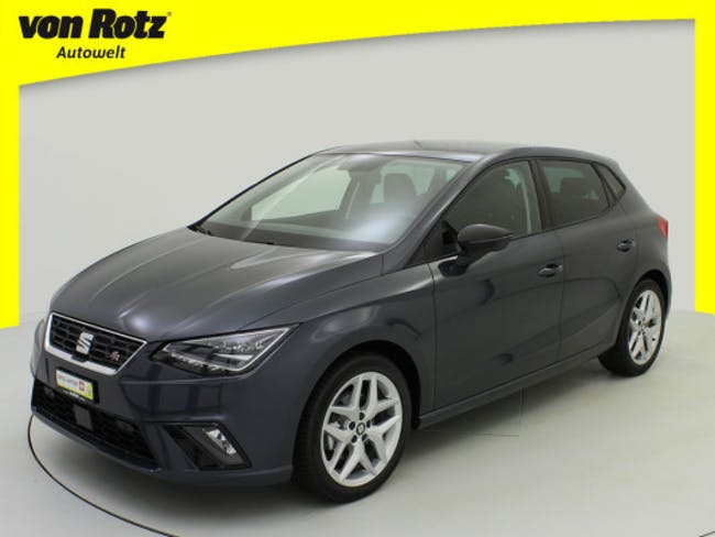 SEAT Ibiza 1.5 EcoTSI FR 4'600 km CHF25'590 - buy on carforyou.ch - 1