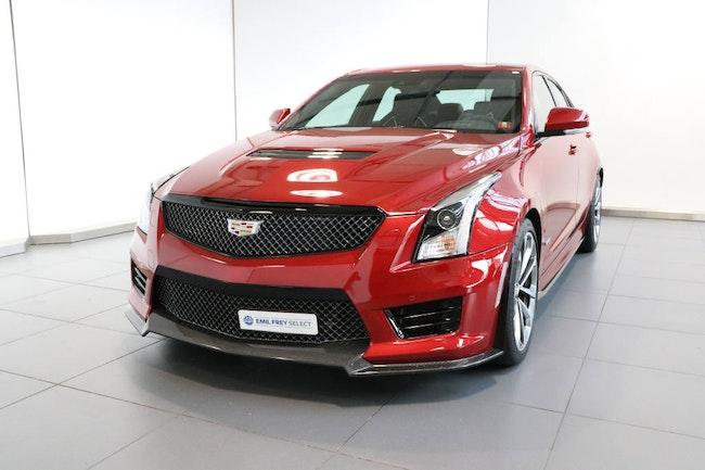 Cadillac ATS -V 3.6 V6 Bi-Turbo 21'000 km CHF41'900 - acheter sur carforyou.ch - 1