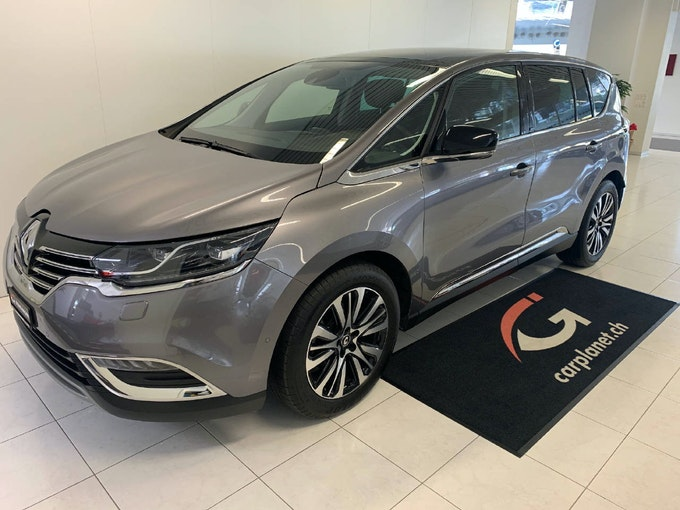 Renault Espace 2.0 Blue dCi 200 Initiale EDC 7'000 km 39'900 CHF - buy on carforyou.ch - 1
