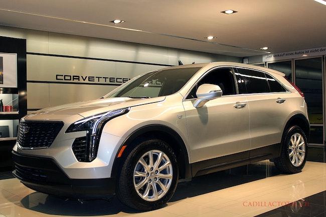 Cadillac XT4 2.0 TD Luxury 20'200 km 37'900 CHF - buy on carforyou.ch - 1