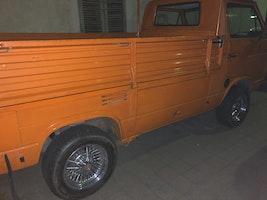 VW Typ 2 T3 pritsche 1.9 150'000 km 9'900 CHF - acquistare su carforyou.ch - 2