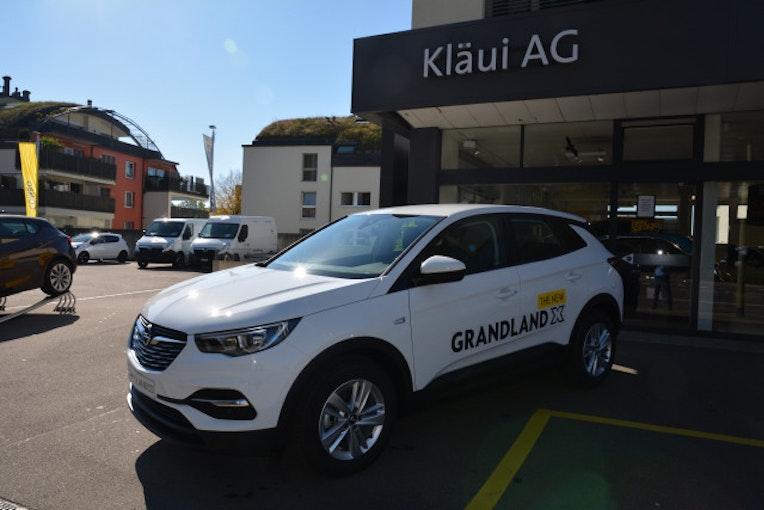 Opel Grandland X 1.2i TP Enjoy 8'800 km 19'900 CHF - acquistare su carforyou.ch - 1
