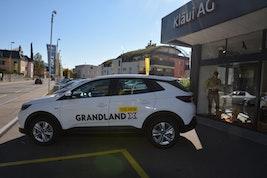 Opel Grandland X 1.2i TP Enjoy 8'800 km 19'900 CHF - acquistare su carforyou.ch - 3