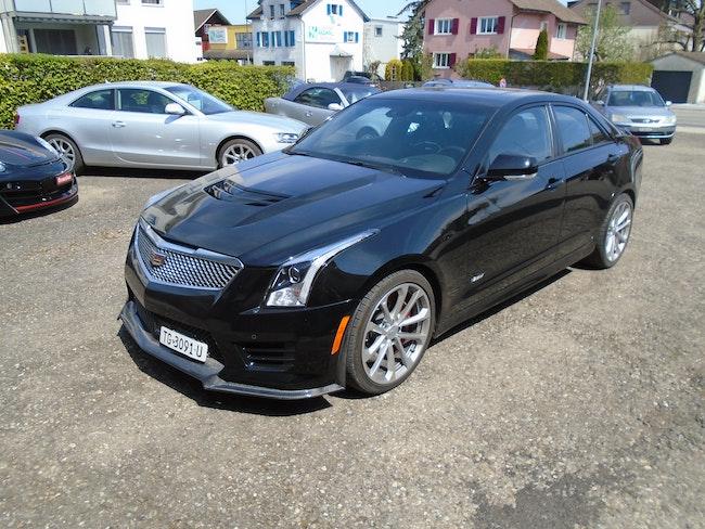Cadillac ATS -V 3.6 V6 Bi-Turbo 47'000 km CHF39'800 - acheter sur carforyou.ch - 1