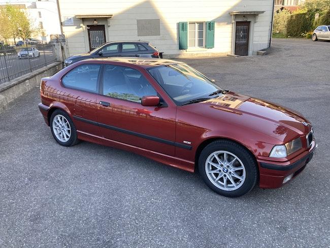 BMW 3er Compact 3er Reihe E36 Compact 316i 1.9 155'000 km 3'850 CHF - acheter sur carforyou.ch - 1