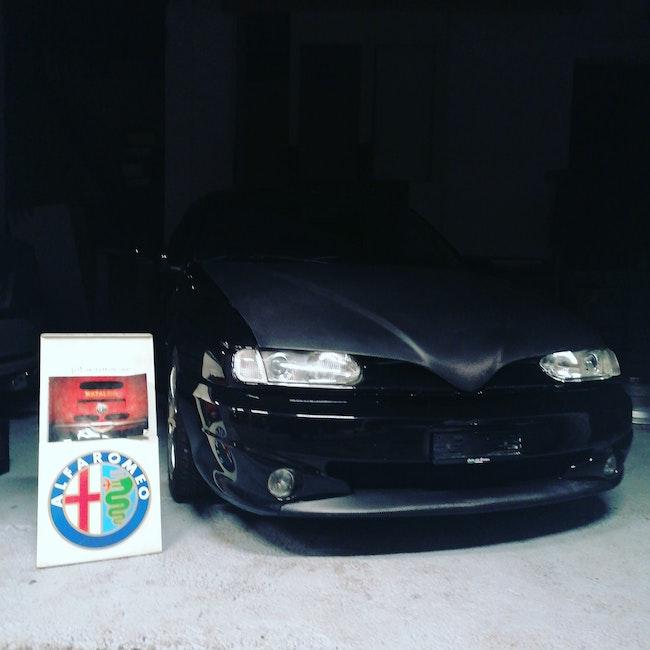 Alfa Romeo 145 Alfa 145 QV Limitiert xx/200 2.0 TS 150'000 km 5'999 CHF - kaufen auf carforyou.ch - 1