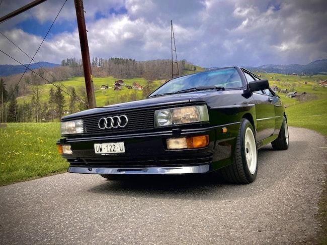 Audi QUATTRO Turbo 20V 133'800 km CHF110'000 - buy on carforyou.ch - 1
