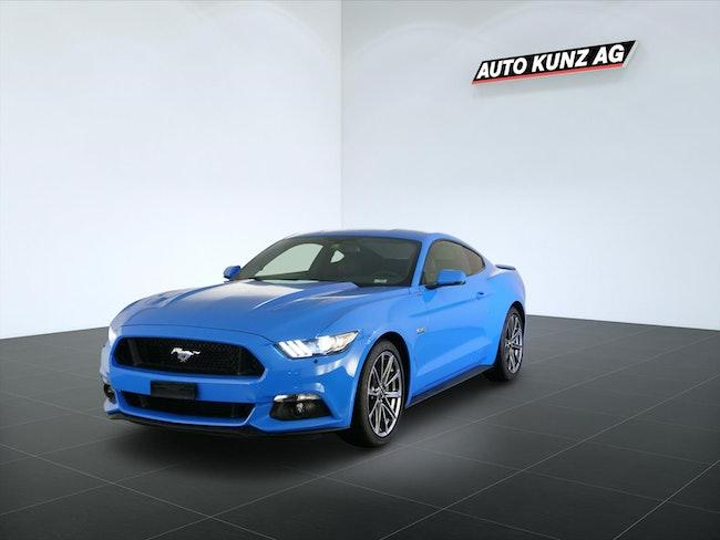 coupe Ford Mustang Fastback GT 5.0 V8 GT Grabber PremiumPlus
