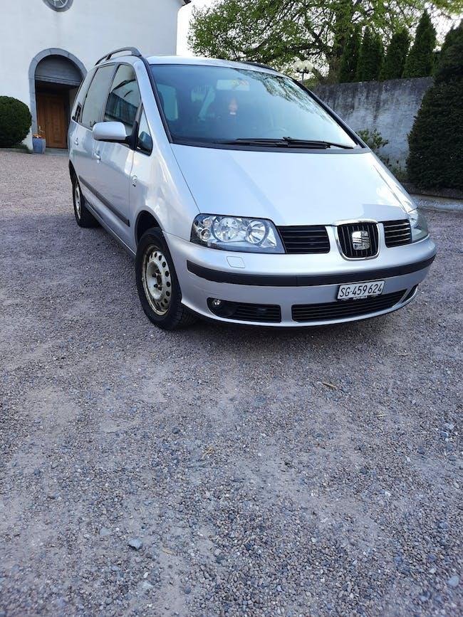 SEAT Alhambra 2.0tdi 250'000 km CHF3'200 - buy on carforyou.ch - 1