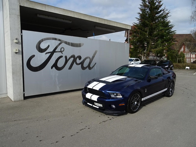 coupe Ford Mustang Coupé 5.0 V8 GT Premium