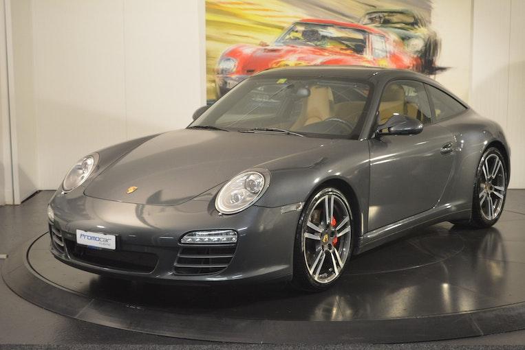 Porsche 911 Targa 3.8 Carrera 4S PDK 49'000 km 77'800 CHF - buy on carforyou.ch - 1