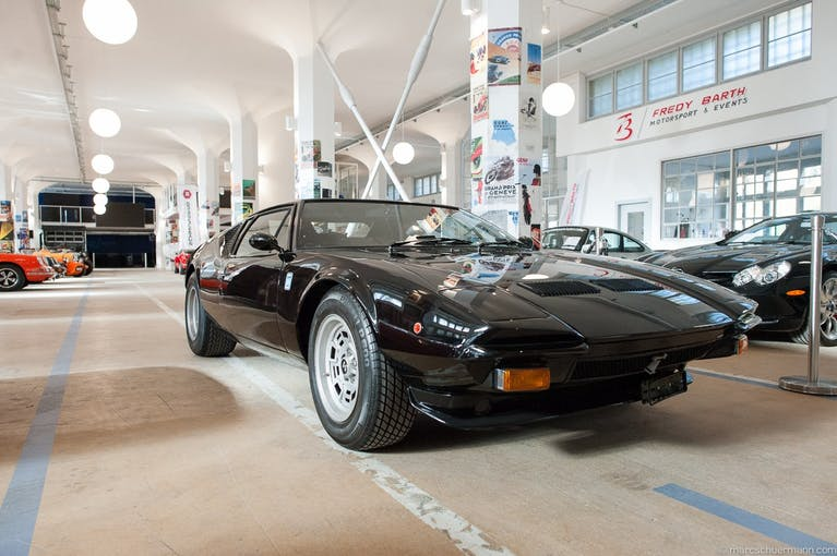 De Tomaso Pantera GTS 59'900 km CHF127'500 - acquistare su carforyou.ch - 1