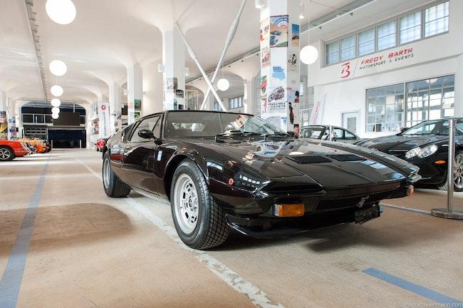 De Tomaso Pantera GTS 59'900 km CHF137'500 - kaufen auf carforyou.ch - 1