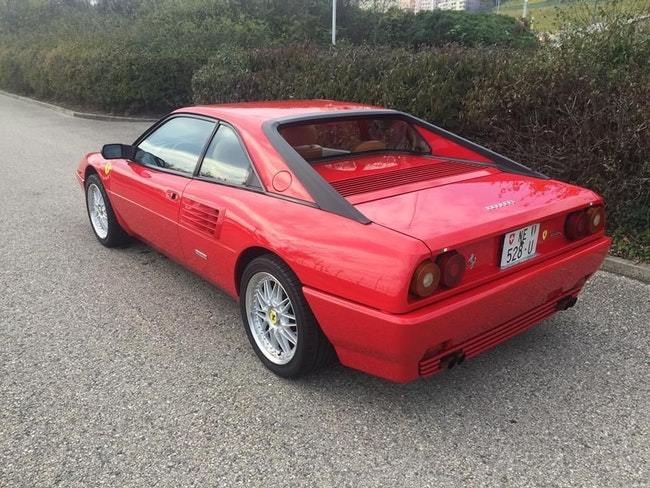 Ferrari Mondial 3.4 T 93'000 km CHF39'700 - buy on carforyou.ch - 1