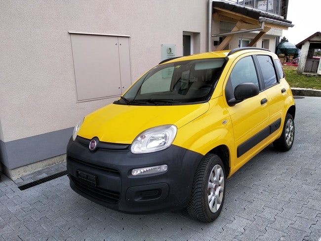 Fiat Panda Van 0.9 Twin Air Climbing 4x4 68'000 km CHF5'900 - acheter sur carforyou.ch - 1