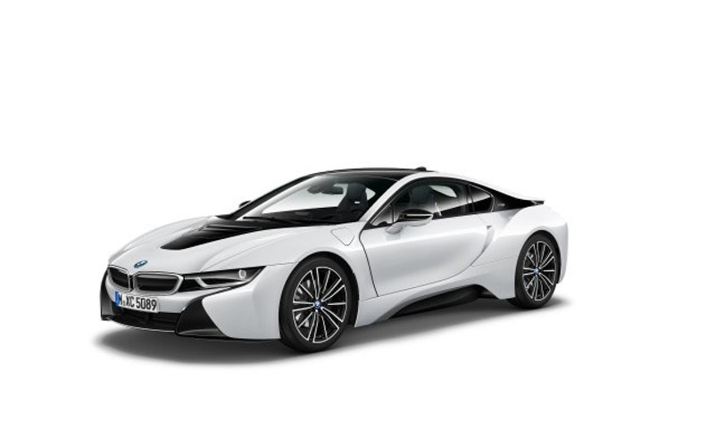 BMW i8 Coupé 7'000 km CHF102'900 - buy on carforyou.ch - 1