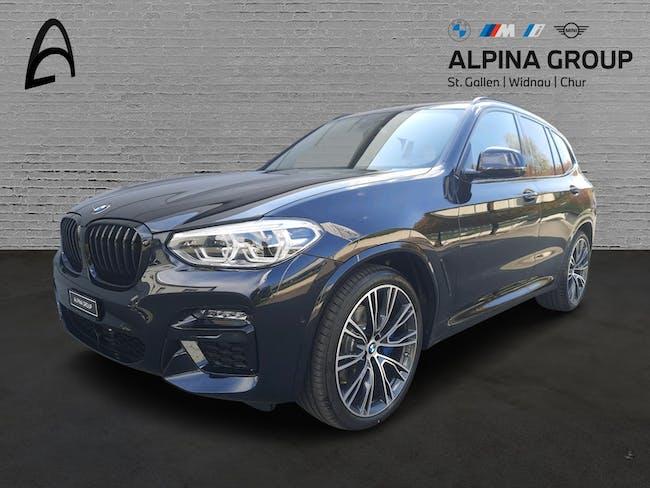 BMW X3 M40d 48V Steptronic 10 km CHF91'100 - buy on carforyou.ch - 1