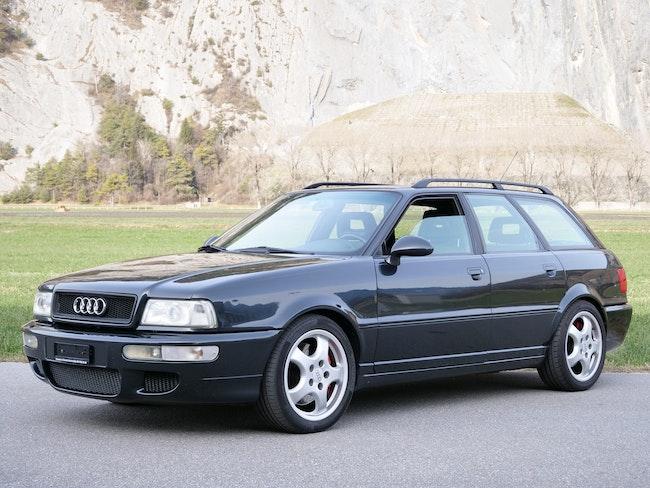 Audi RS2 80 Avant RS2 224'500 km 49'900 CHF - buy on carforyou.ch - 1