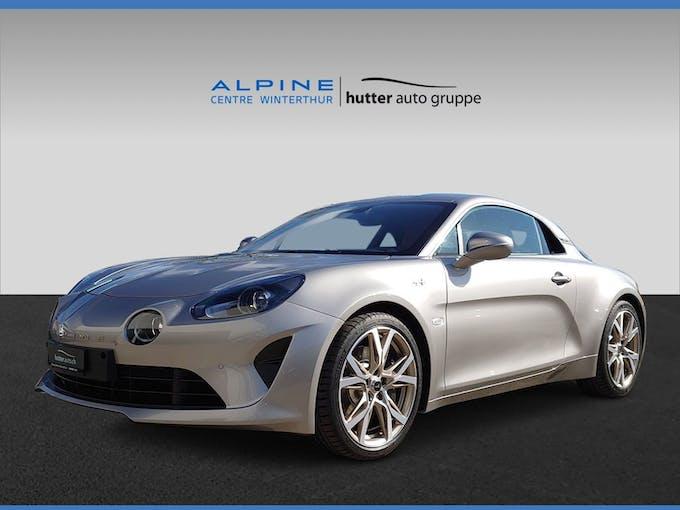 Alpine A110 1.8 Turbo Légende GT 50 km CHF77'885 - buy on carforyou.ch - 1