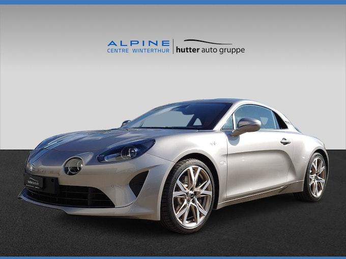 Alpine A110 1.8 Turbo Légende GT 50 km CHF77'885 - kaufen auf carforyou.ch - 1
