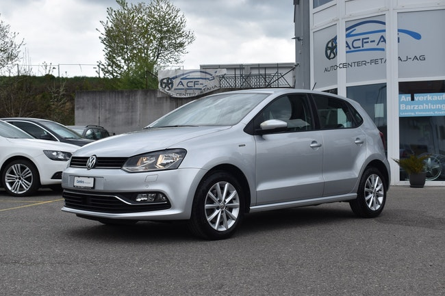 saloon VW Polo 1.0 TSI BMT Lounge