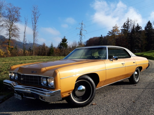 Chevrolet Impala Hardtop Sedan 98'000 km CHF24'500 - acheter sur carforyou.ch - 1