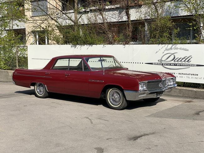 Buick LeSabre Le Sabre 52'788 km 32'800 CHF - buy on carforyou.ch - 1