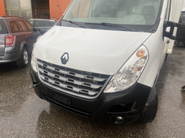 Renault Master DKab.-Ch. 3.5 t L2H1 2.3 dCi 150 430'524 km 5'800 CHF - buy on carforyou.ch - 2