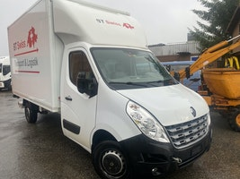 Renault Master DKab.-Ch. 3.5 t L2H1 2.3 dCi 150 430'524 km 5'800 CHF - buy on carforyou.ch - 3